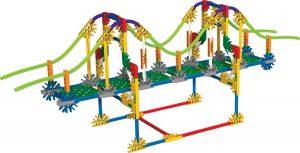 knex bridge set - best building toy