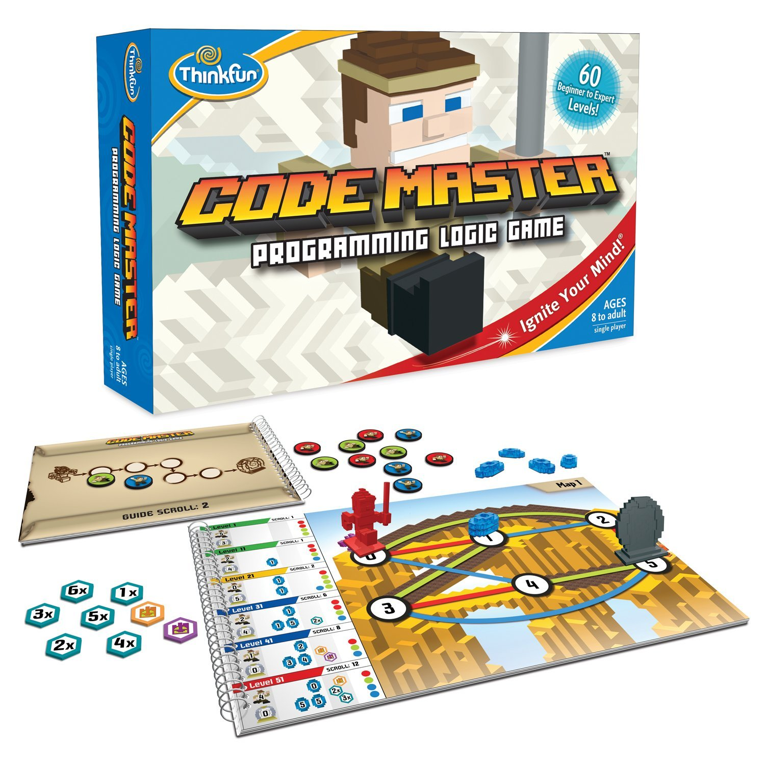 STEM Toys for Nine Year Olds Code Master