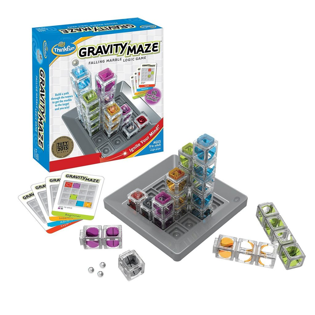 Gravity Maze Marble Run