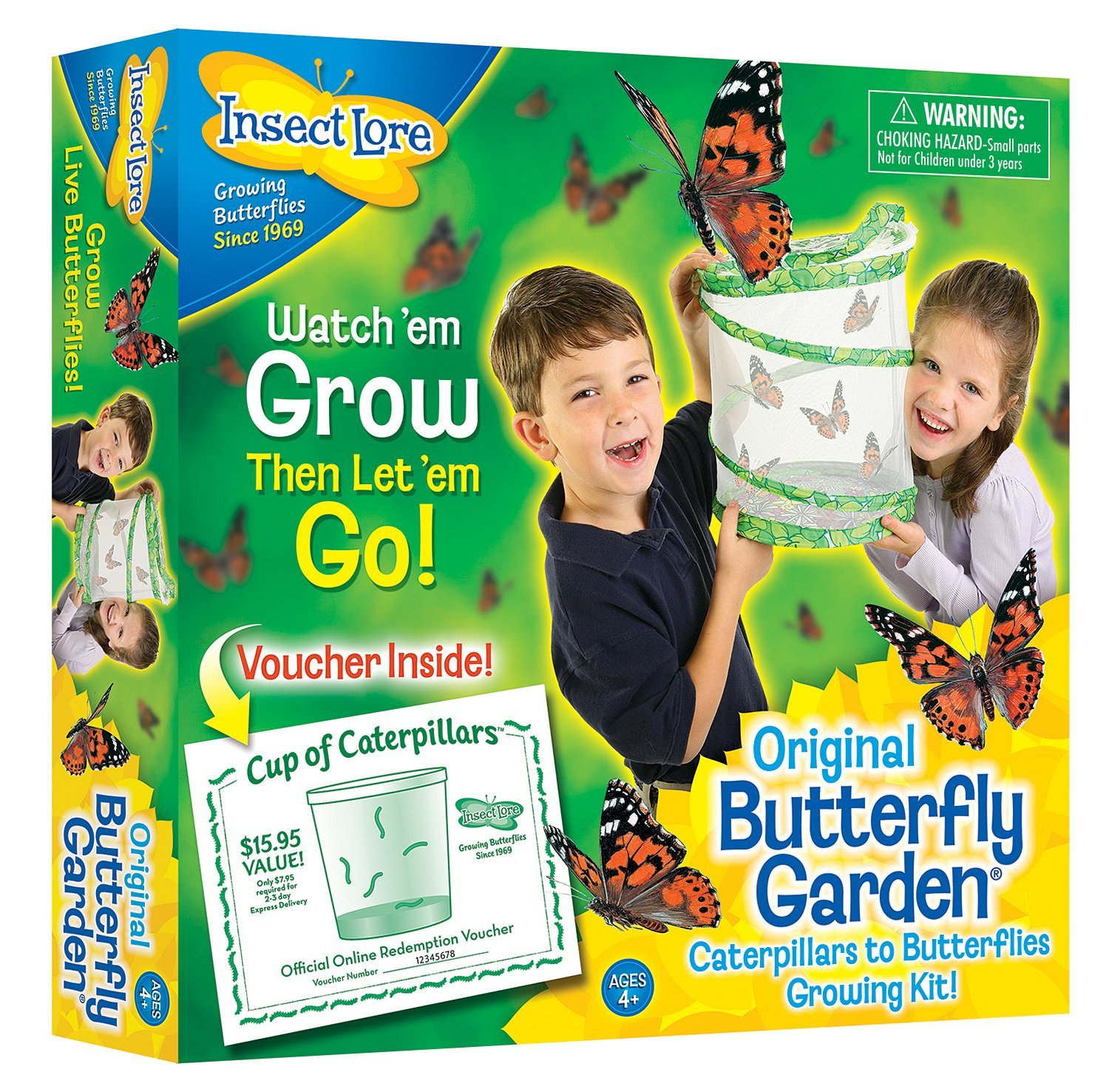 science kits insectlore