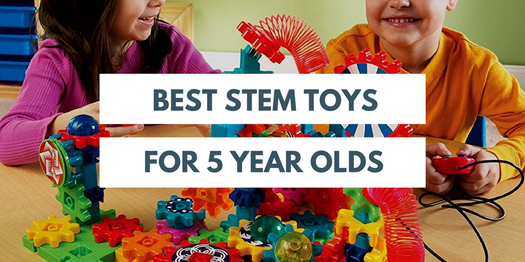stem toys for 5 year olds
