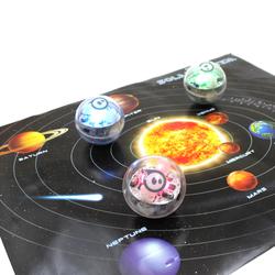 sphero-planet-motions