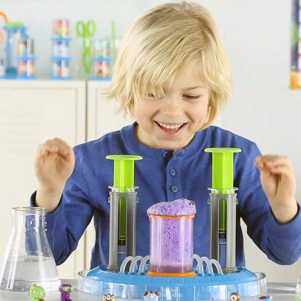 liquid reactor beaker