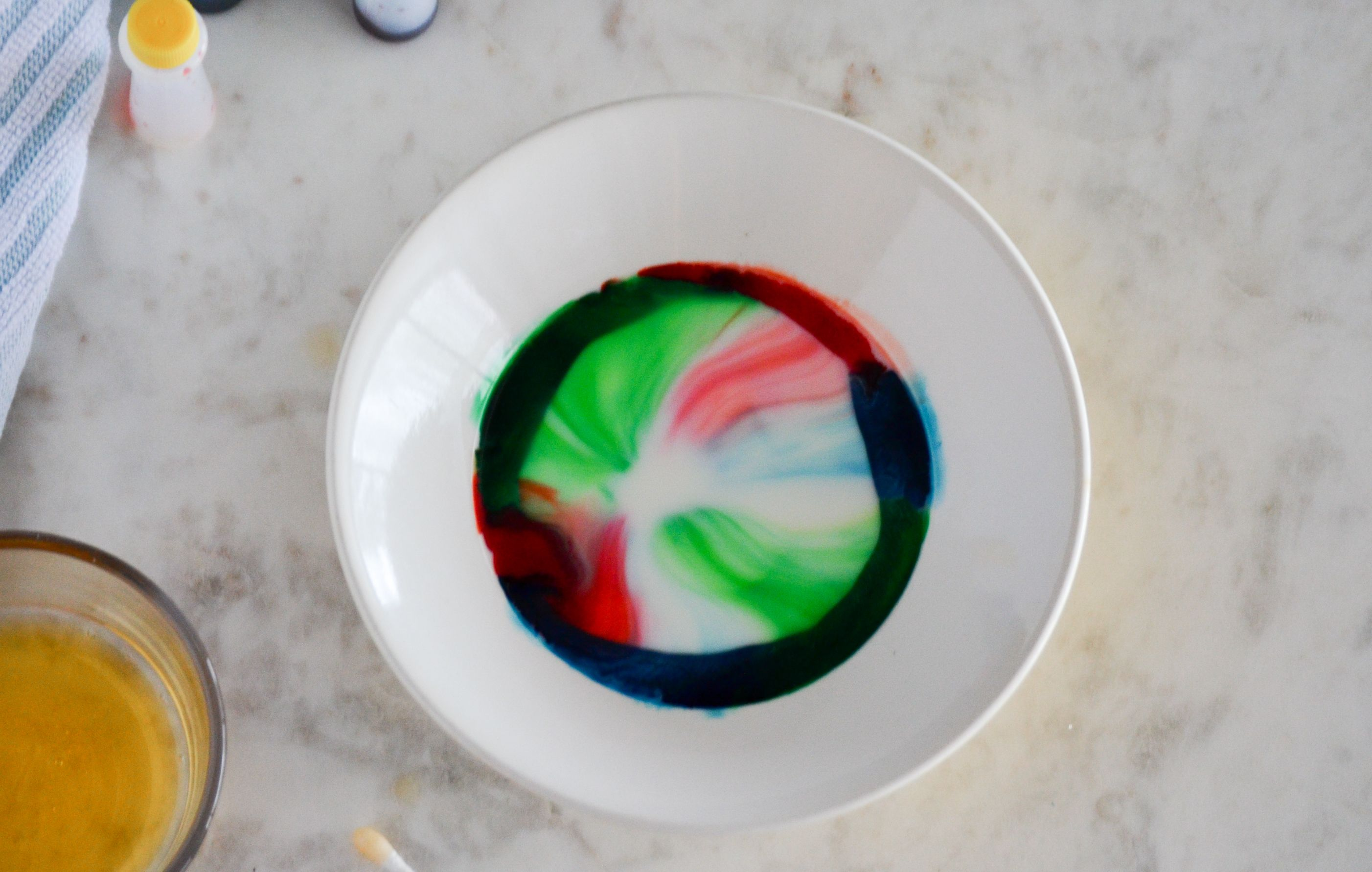 magic milk experiment