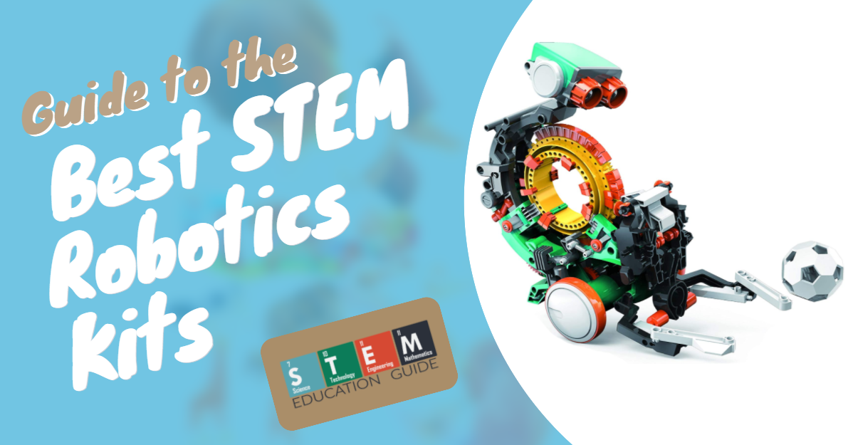 Guide to the Best STEM Robotics Kits