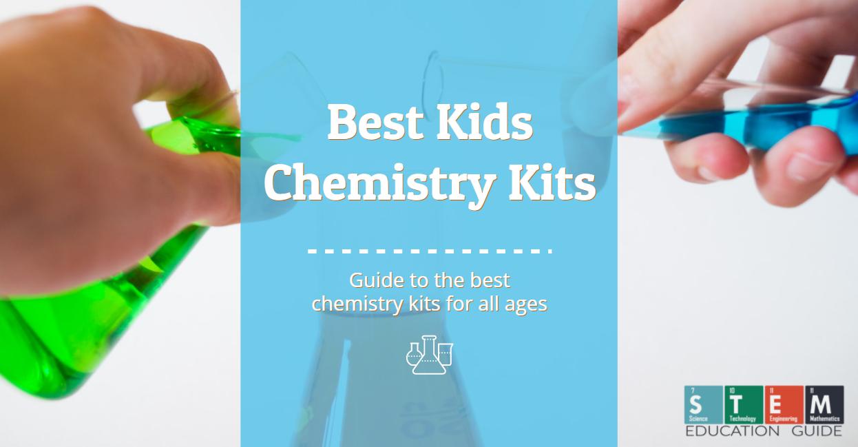 Best Chemistry Kits for kids