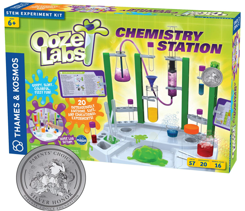 Chemistry kit stem toy