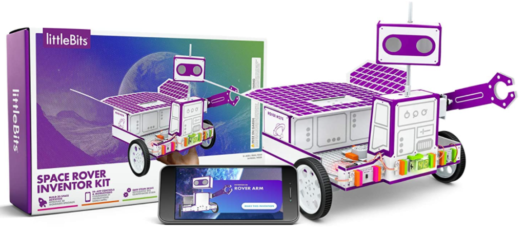 littleBits Space Rover Inventor Kit-Build and Control a Space Rover