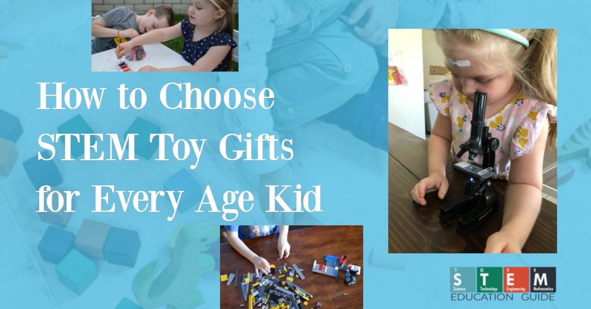 STEM toy buyers guide