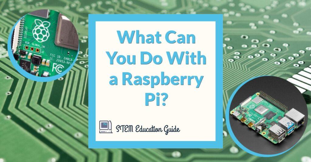 stem Raspberry Pi toy gift