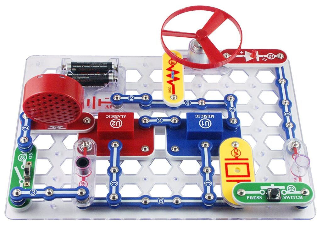 snap circuits review