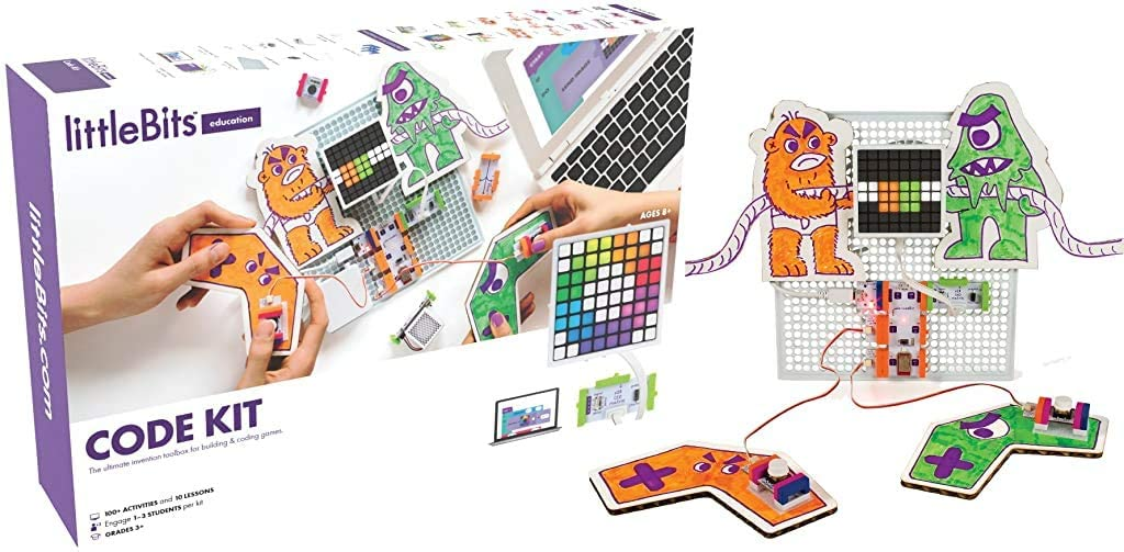 LittleBits vs Snap Circuits