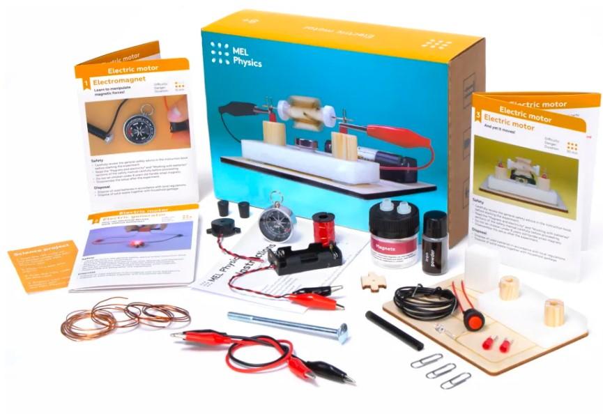 MEL Science Physics kits