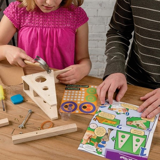 The Young Woodworkers Kit Club