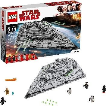 First Order Star Destroyer