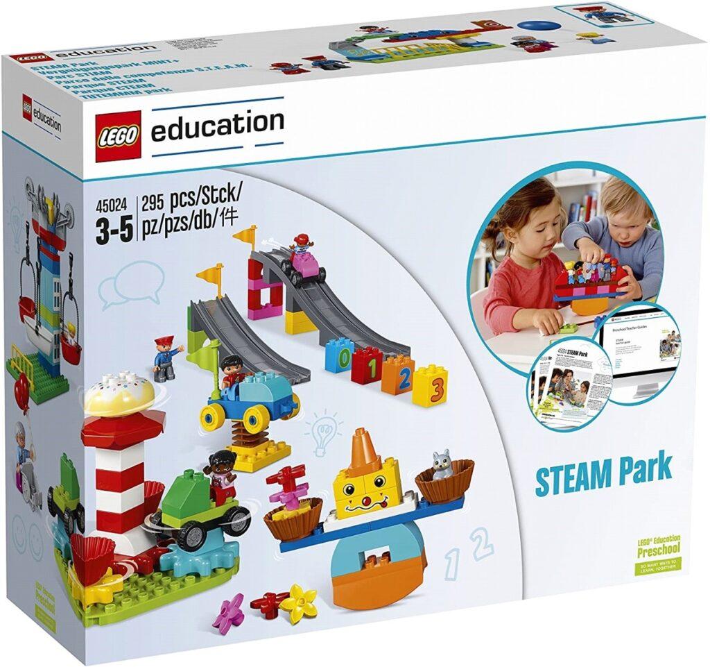 LEGO Education Duplo Steam Park