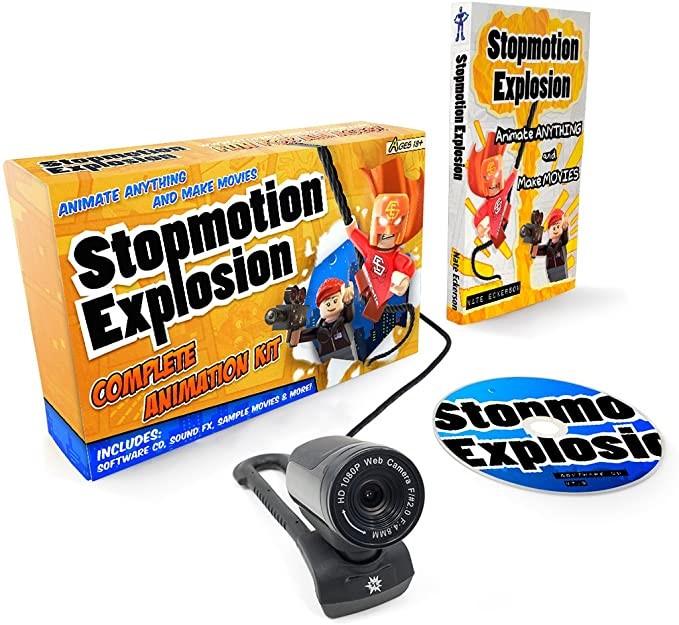 Stopmotion Explosion HD Animation Kit