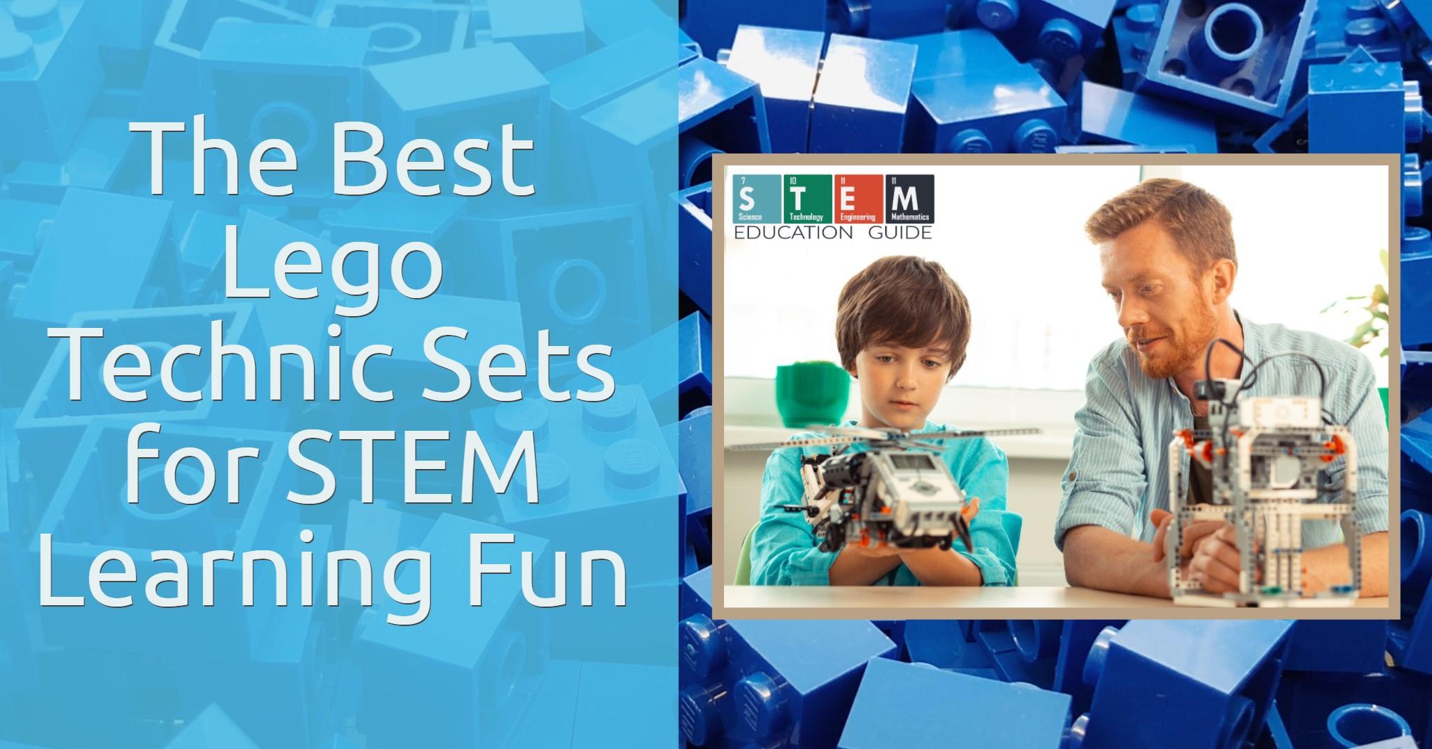 Lego Technic for STEM