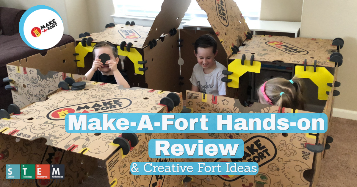 Make-a-fort-review
