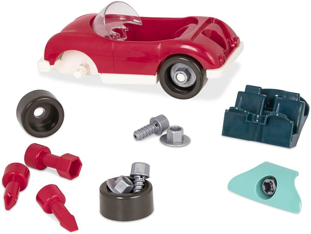 Battat – Take-Apart Roadster – Colorful Take-Apart Toy