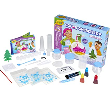 Best Chemistry Set for Kids 7+