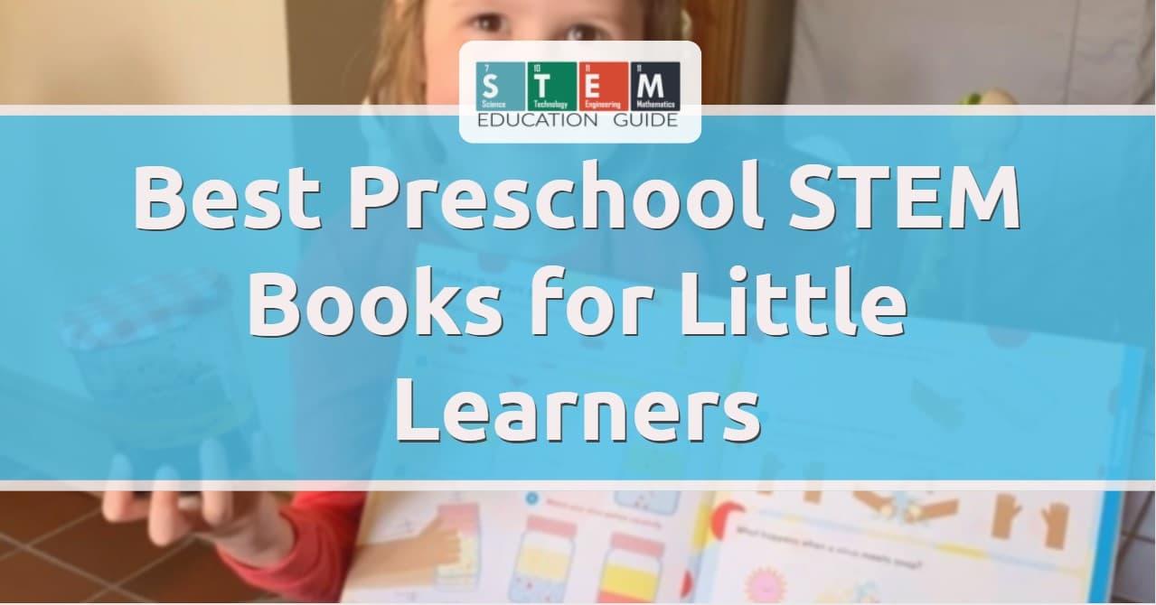Best Preschool STEM Books