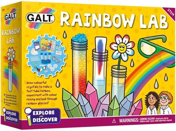 Galt Rainbow Lab Science Kit