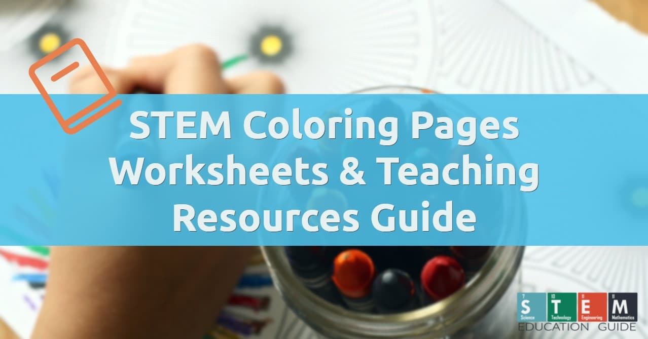 STEM Coloring Pages Worksheets & Teaching Resources Guide