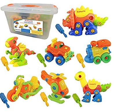Take Apart Toys for Everyone
