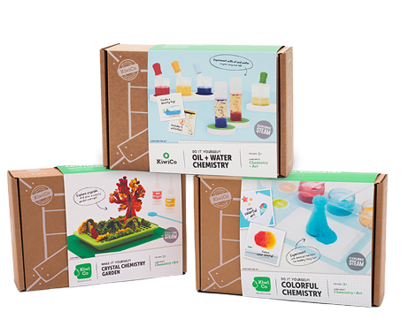 Young Chemist 3-Pack