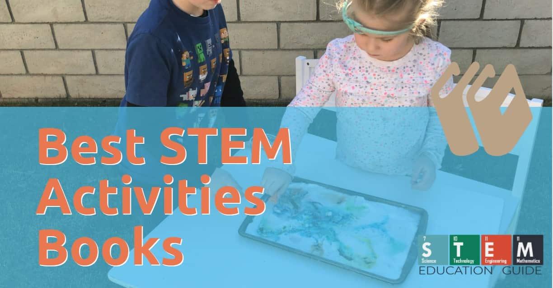 Best STEM Activities Books reviews