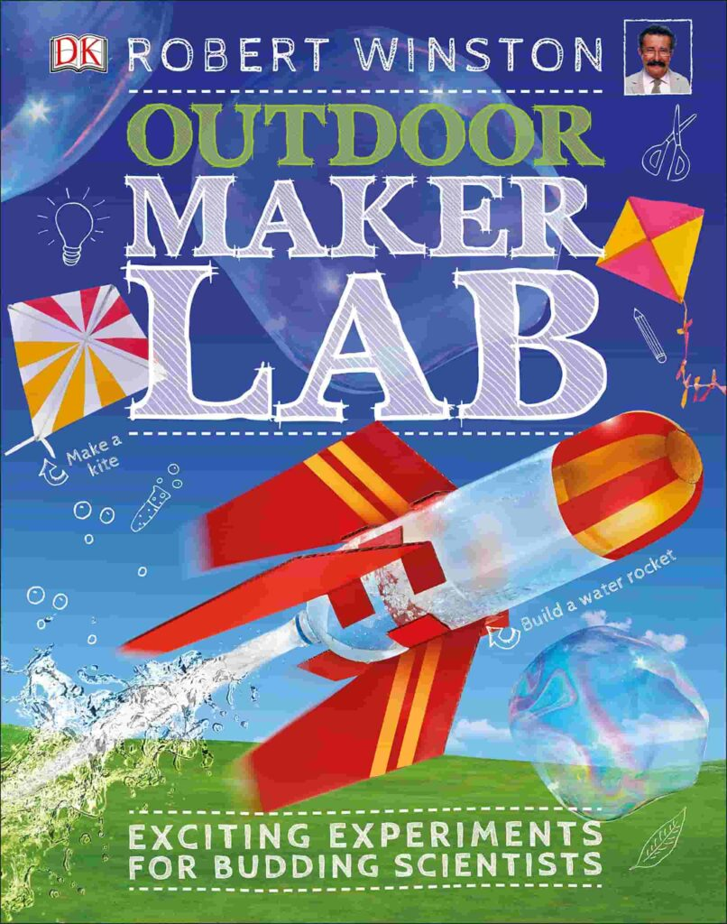 Outdoor Maker Lab exciting experiments for budding scientists