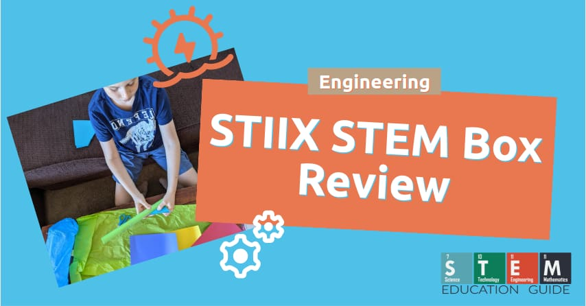 STIIX education hands on review