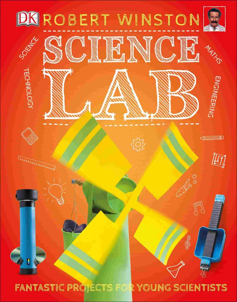Science Lab Fantastic Projects for Young Scientists