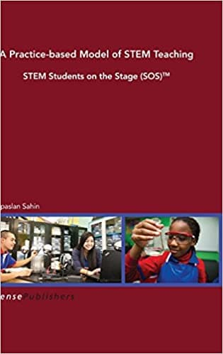 A Practice-based Model of STEM Teaching STEM Students on the Stage