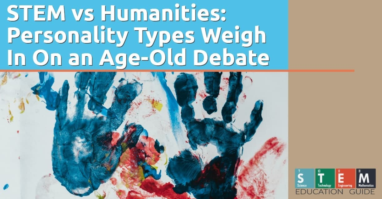 STEM vs Humanities Personality Types