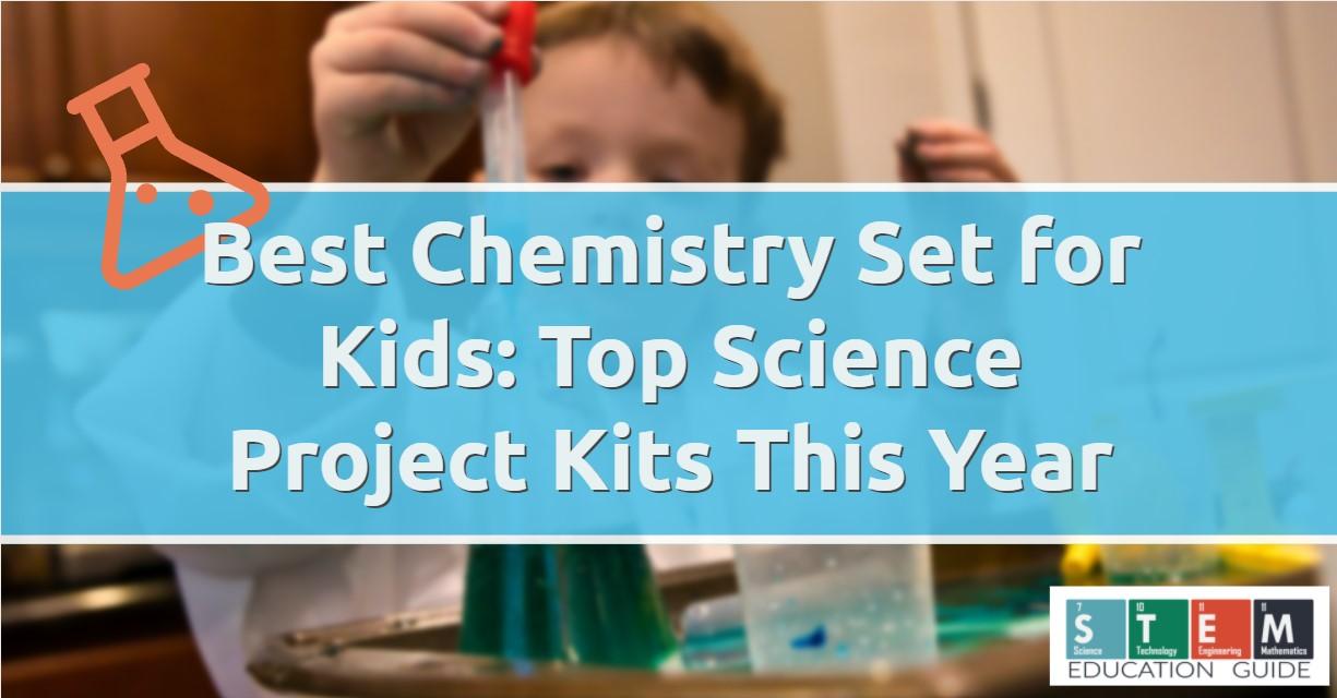 best chemistry set for kids